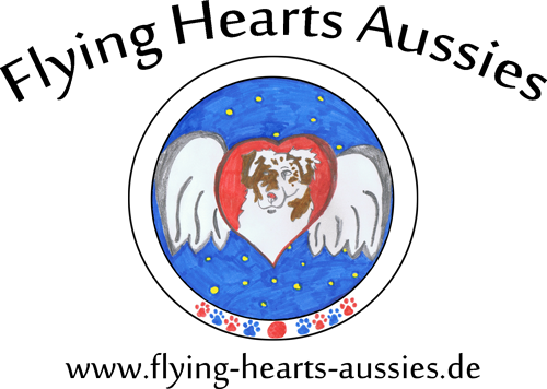 Logo Flying Hearts